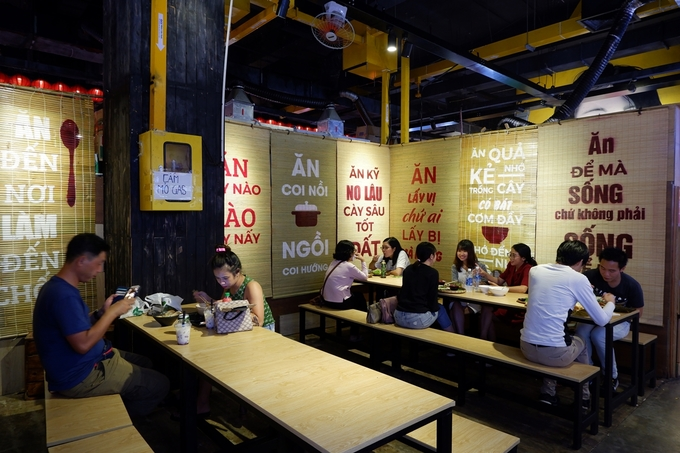 Don't Know What to Eat? Try Saigon's Underground Food Court