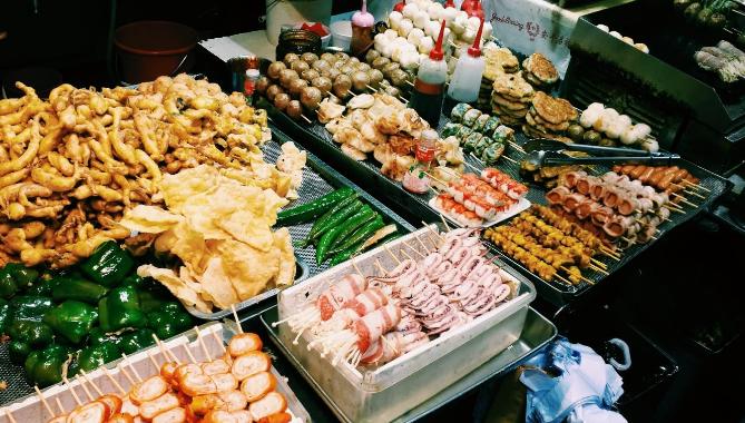 Ẩm thực đường phố Sài Gòn