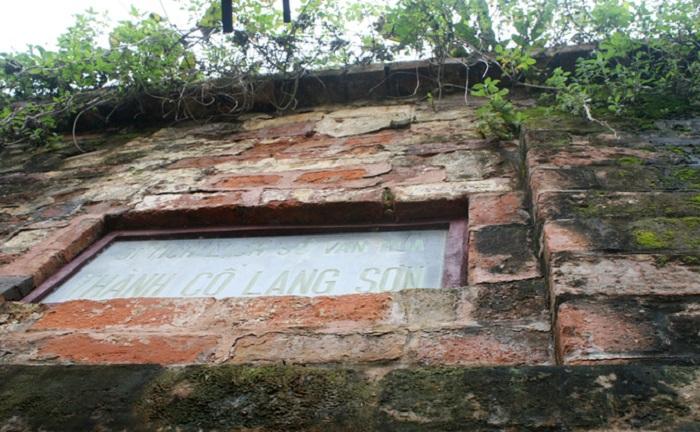 Thành cổ Lạng Sơn