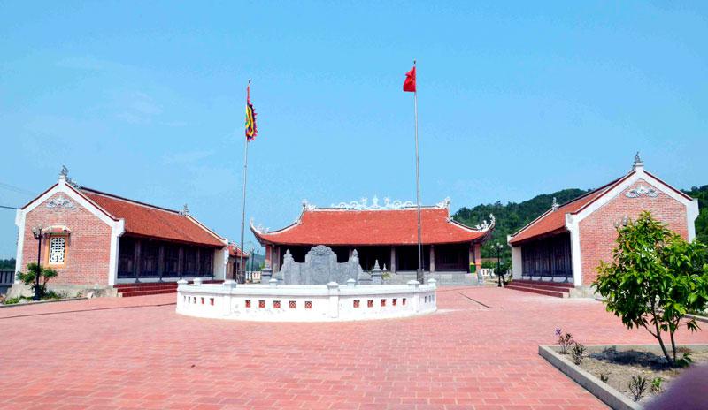 Miếu thờ Trần Khánh Dư: